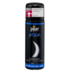 Lubrikačný gél PJUR AQUA 30 ml