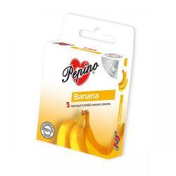 Kondom Pepino Banán 3 ks