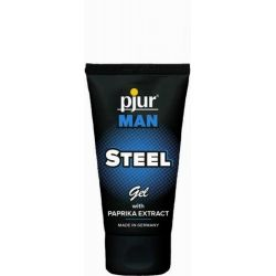 Gél PJUR MAN STEEL Gel 50 ml