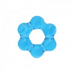 Krúžok na penis NS Novelties RENEGADE Spinner Ring blue