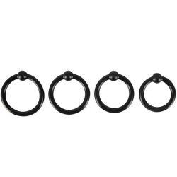 Erekčné krúžky 4ks