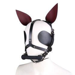 Maska postroj kone