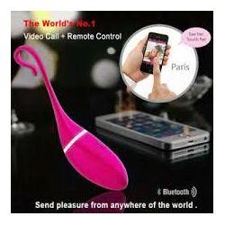 REALOV IRENA Aj Smartphone APP Diaľkové ovládanie Vibračné vajíčko bezdrôtové