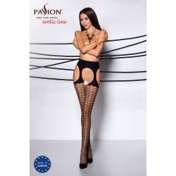 Pančucháče Passion TI Open 004 erotic line
