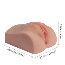 Mitchell pussy realistická vagína a anal s vibrácií, masturbator 1,4kg