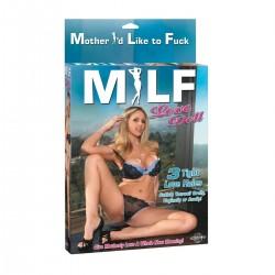 Panna nafukovacia MILF