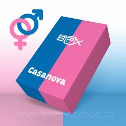 Mystery box Casanova pre oba