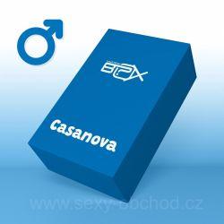 Mystery box Casanova pre mužov